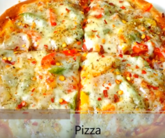 Homemade Pizza | Quick n Easy Homemade Pizza | Pizza | Cooking Pizza