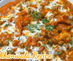 Veg Makhanwala Recipe – Simple Restaurant Style Vegetable Makhanwala Recipe – Special Mughlai Dish
