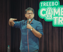 Treebo Comedy Trips – Abijit Ganguly in Mumbai – Travelling Solo in India
