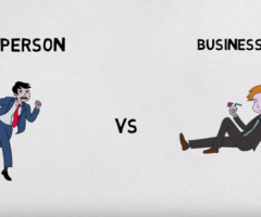 JOB VS OWNING A BUSINESS – Why you should have your own company instead of job?