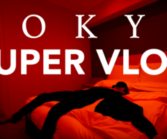 Tokyo Super Vlog – First Time in Japan