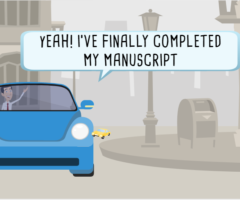 How to get your manuscript edited professionally