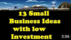 13 Small Business Ideas with Small Capital