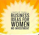 Small business ideas for women to work from home