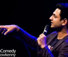 Why I Don't Do Jokes About Politics in India – Stand Up Comedy   Kenny Sebastian