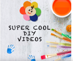 Super Cool DIY Videos   DIY Arts and Crafts by Blossom