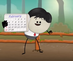 Why does February have 28 days? | It's AumSum Time