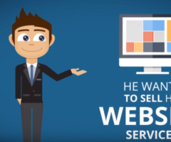 Products, Services or Business Promo Animated Video