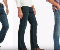 6 Ways You're Wearing Your Jeans WRONG   STOP Wearing Your Jeans Like This!