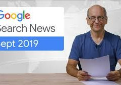 Google Search News (Sept '19) – changes in GSC, nofollow links, new meta tags, and more
