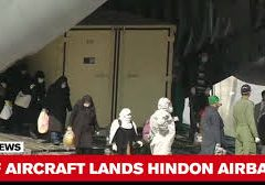 Coronavirus Outbreak: 58 Indian Pilgrims Airlifted From Iran Lands At Hindon Airbase